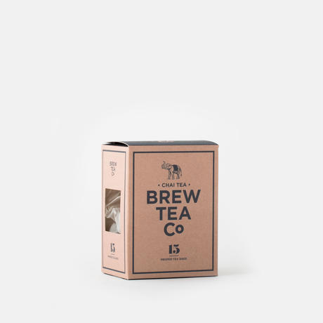 BREW TEA CO/CHAI TEA