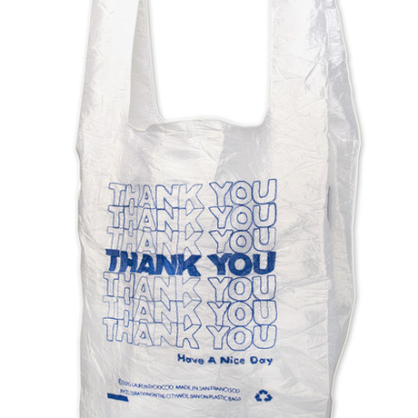 OPEN EDITIONS/THANK YOU TOTE(BLUE)