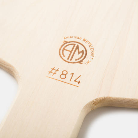 American METALCRAFT / Standard Blade Short Handle #814