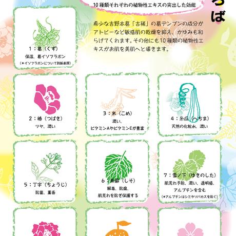 MAHOROBA まほろば 1箱セット (泡ネットサービス)|美の植物十種類を科学的に配合した肌に優しいスキンケアソープ|驚くほどの潤いとハリ・ツヤを与える天然洗顔石鹸|保湿成分リピジュアR配合