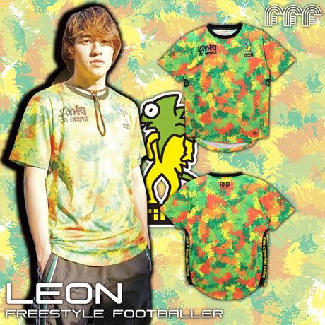 【21SS】FFF昇華プラクティスシャツ(FT8511)【Leon】