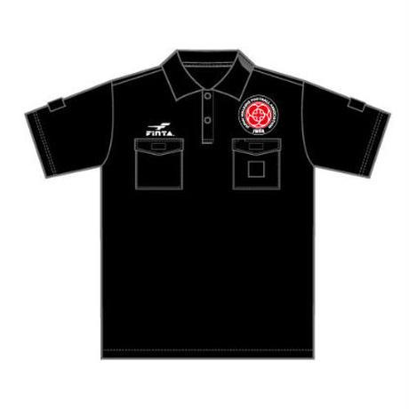 【納期4週間】日本ウォーキングサッカー協会公認オフィシャルレフリーシャツ