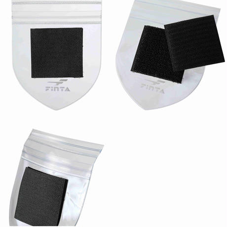 新リスペクトワッペン対応(長方形) 半袖レフリーシャツ レフリーワッペンガード 新リスペクトワッペンガード 各1個付属 (FT7466)
