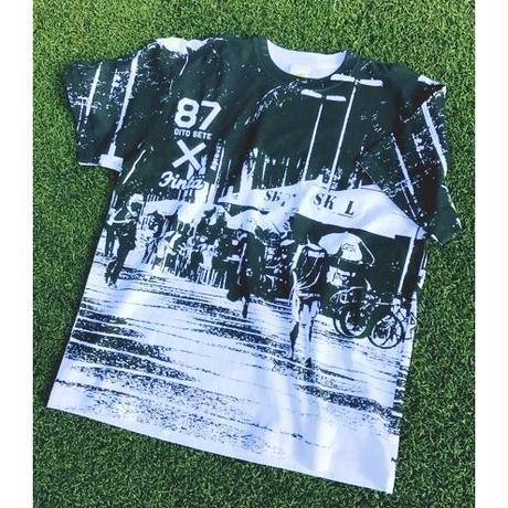 87 フォト Tシャツ(FTO7004)