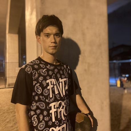 【21FW】FFF半袖プラクティスシャツ FT8600【culture】  HIDE