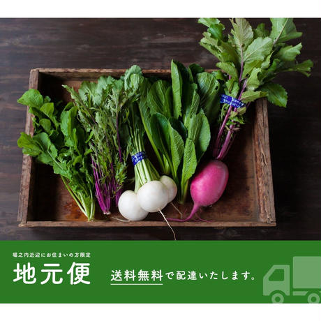 【地元便】野菜セット Sサイズ