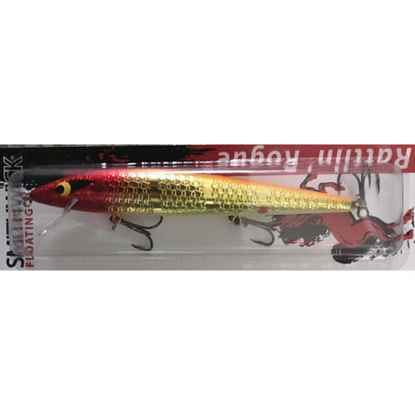 【残りわずか!】スミスウィック社 ラトリンログARB Smithwick / Rattlin Rogue ARB カラーTAKE14  クラウンオレンジバック オフト特注の限定カラー