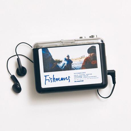 映画:フィッシュマンズ カセットプレイヤー