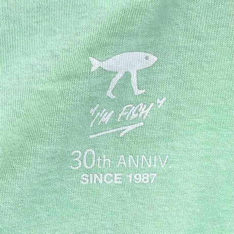 I'M FISH tee-30th LIMITED!(Mint Green)