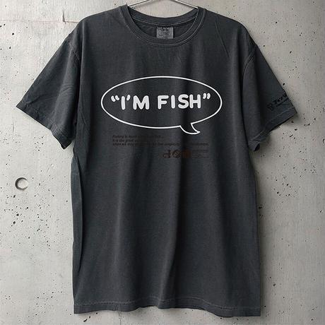 I'M FISH tee(Pepper)
