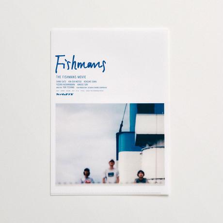映画:フィッシュマンズ|クリアファイル3種セット