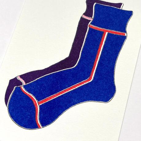 "card ""socks"""