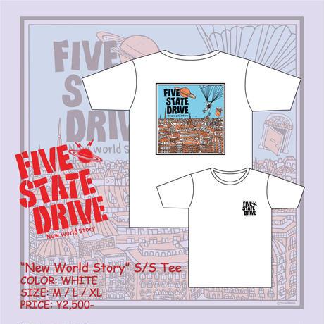 """New World Story"" S/S Tee"