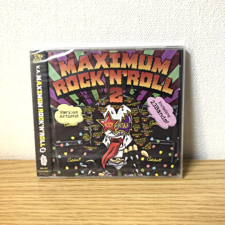 "V.A. ""MAXIMUM ROCK'N'ROLL 2"""