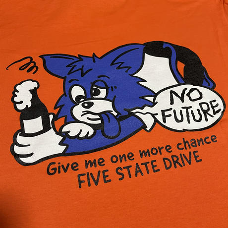 """No Future"" L/S Tee"