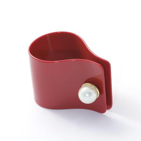 PCF-B01-RED Plastic Bunny CuffB01