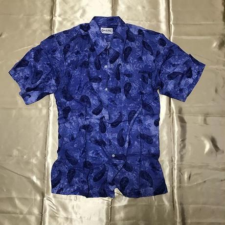 半袖 柄シャツ アロハシャツ