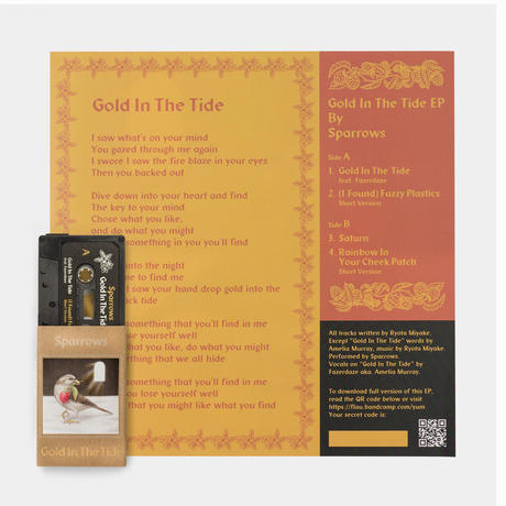 Sparrows - Gold In The Tide (cassette)