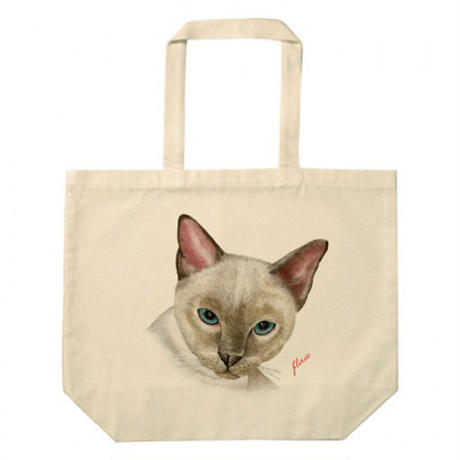 flau cat - Tote bag