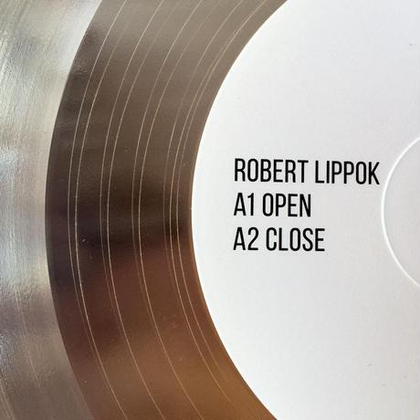 """Robert Lippok - Open Close Open (12"""")"""