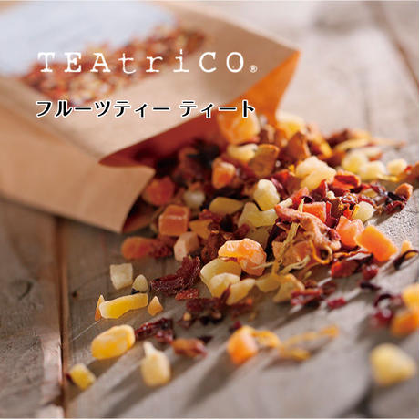 TEAtriCO / フルーツティー『ティート』(301~304)500g
