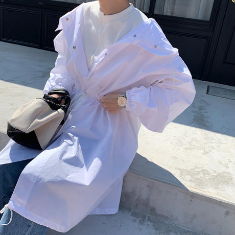 spring mods coat [OU20SS319]