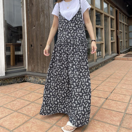 flower one-piece (2color)[OP21SS708]