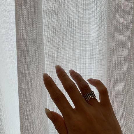 [silver925] branch ring