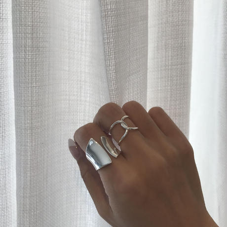[silver925]cylinder ring