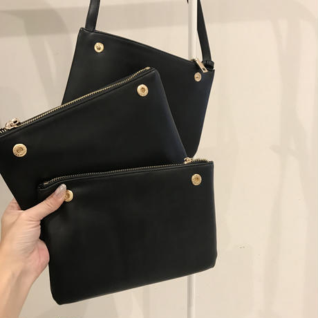 3way leather bag(3color)