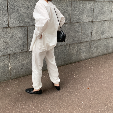sweat line pants [BT21SS57]
