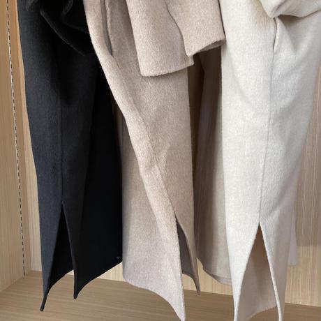 handmade duffle coat (3color)