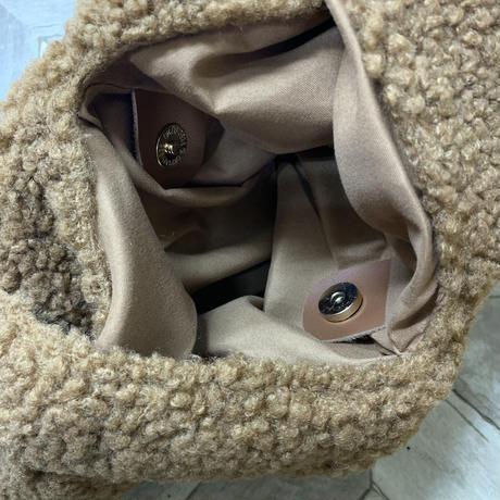 boa marché bag (3color)