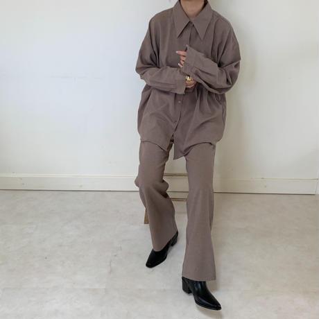simple setup pants (3color)[BT20AW447]