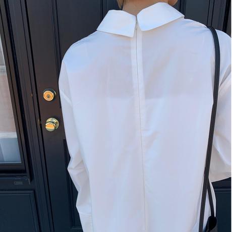 highneck shirt  one-piece [OP20SS284]