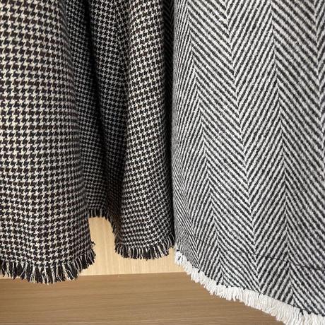 fringe design coat (2color)