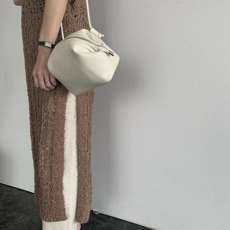 shoulder volume bag (3color)