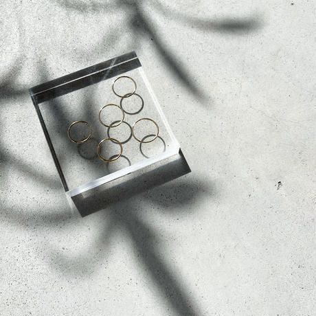 [silver925] skin ring (5size)[AC21SS615]