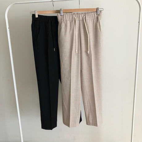 centerpress relax pants (2color)