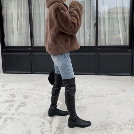 short far jacket [OU20AW213]