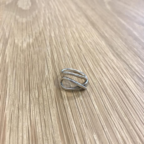 [silver925]curve ring (2type)