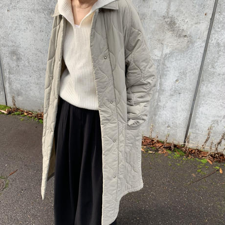 oversize food knit (2color)[TOP20AW572]