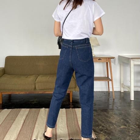 basic cotton t-shirt (3color)[BT21SS673]