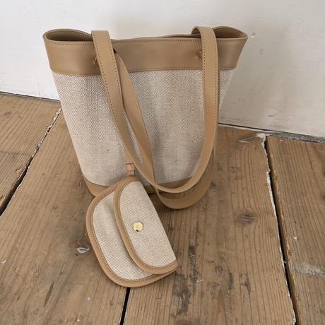 real leather basket bag (3color)[BAG21SS645]