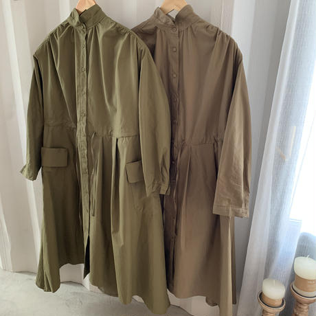 military lite coat (2color) [OU20AW509]