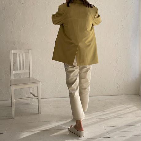 buckle belt jacket (2color)[OU21SS624]