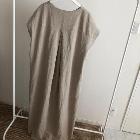 linen tack one-piece
