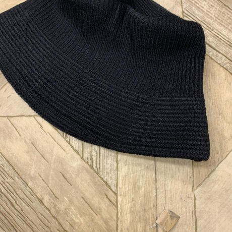 knit bucket hat (3color)