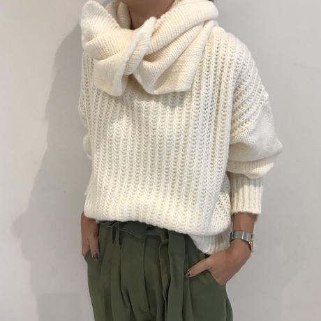 2way design knit (2color)