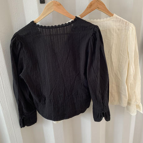 cotton race tops (2color) [TOP20SS342]